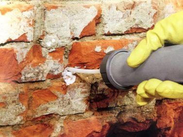 Feuchtes Mauerwerk Sanieren
